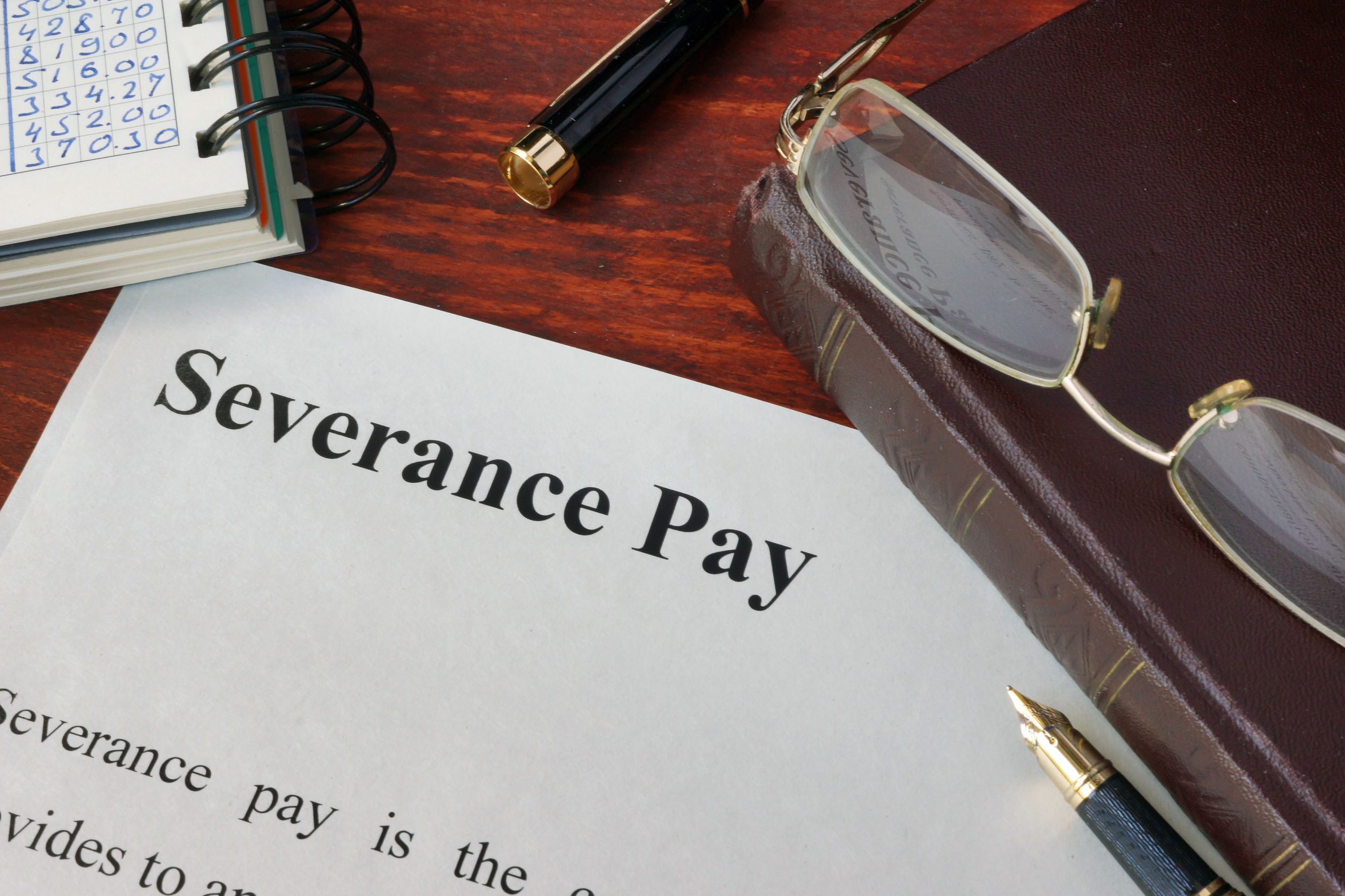Severance Agreements and Liability Waivers