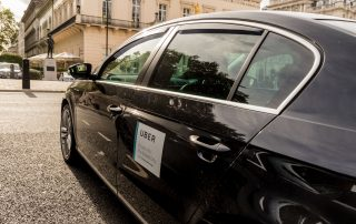 Uber and the Gig Economy France