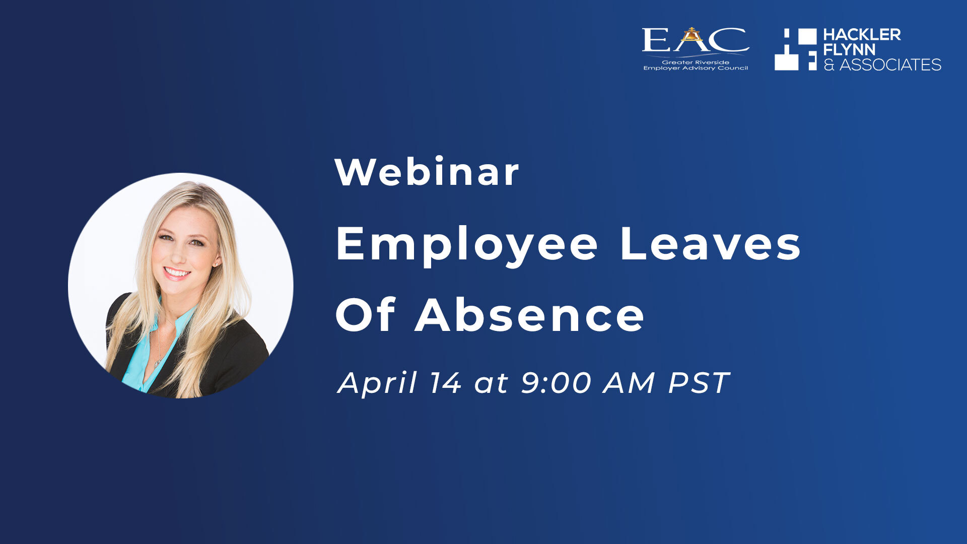 Employee Leave Laws Webinar