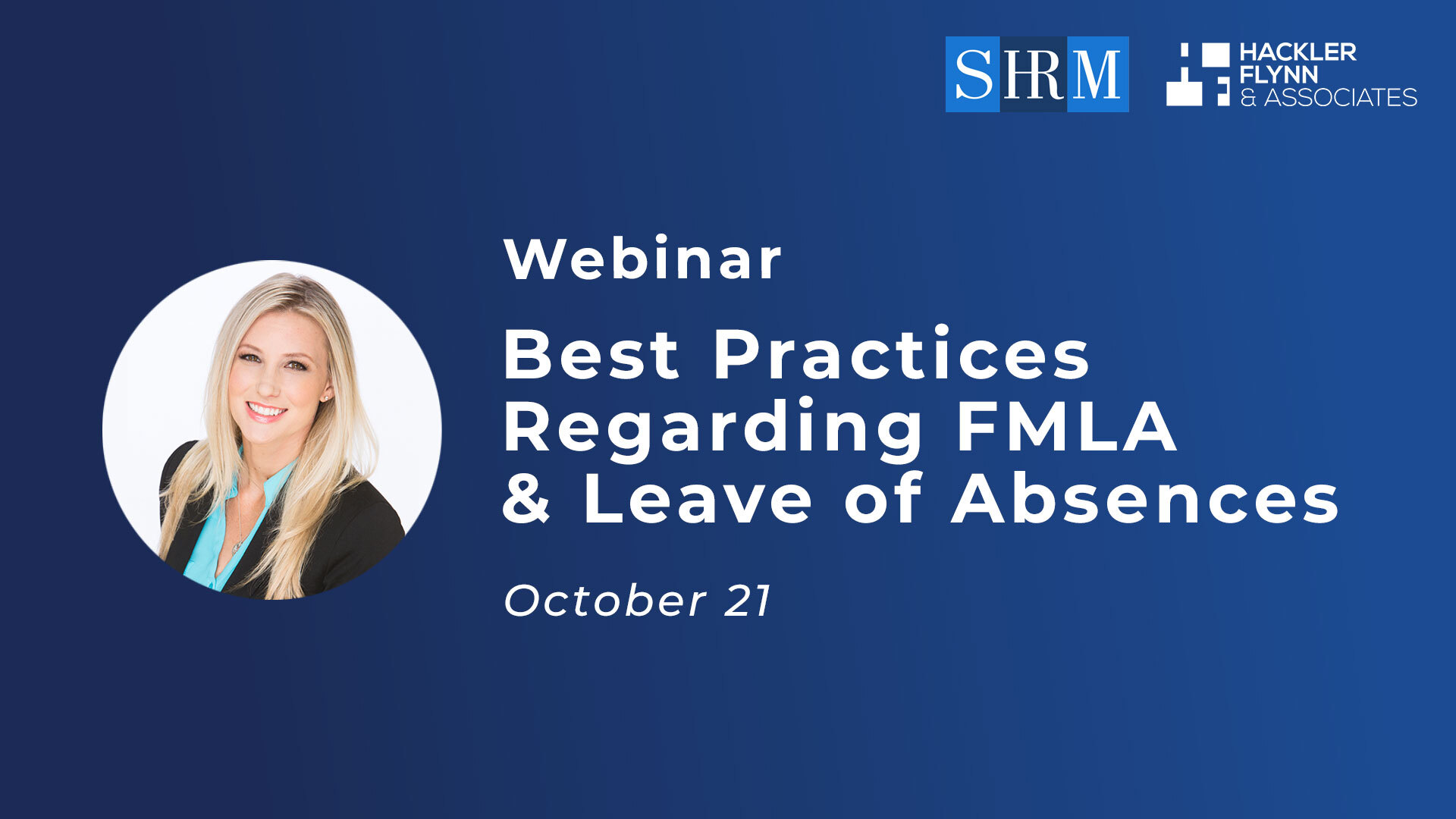 Best Practices Regarding FMLA and Leave of Absences